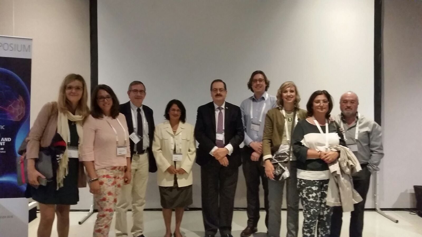 Dr. Marta Pazos participates at the 2016 Congress of the European Association for Vision and Eye Research (EVER)