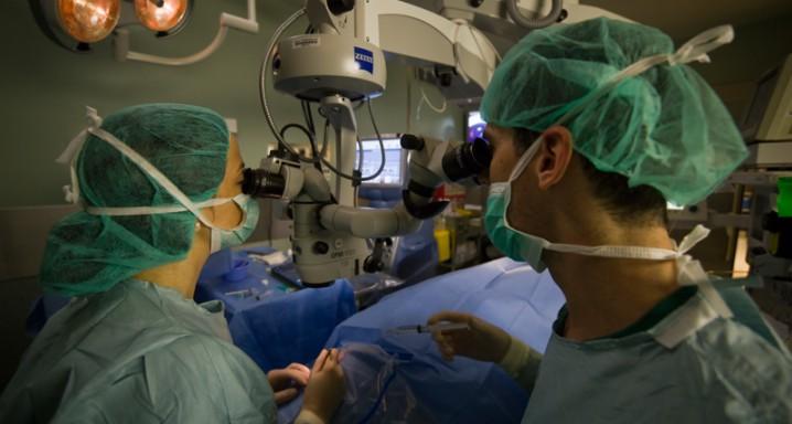 Cirurgia-cataracta
