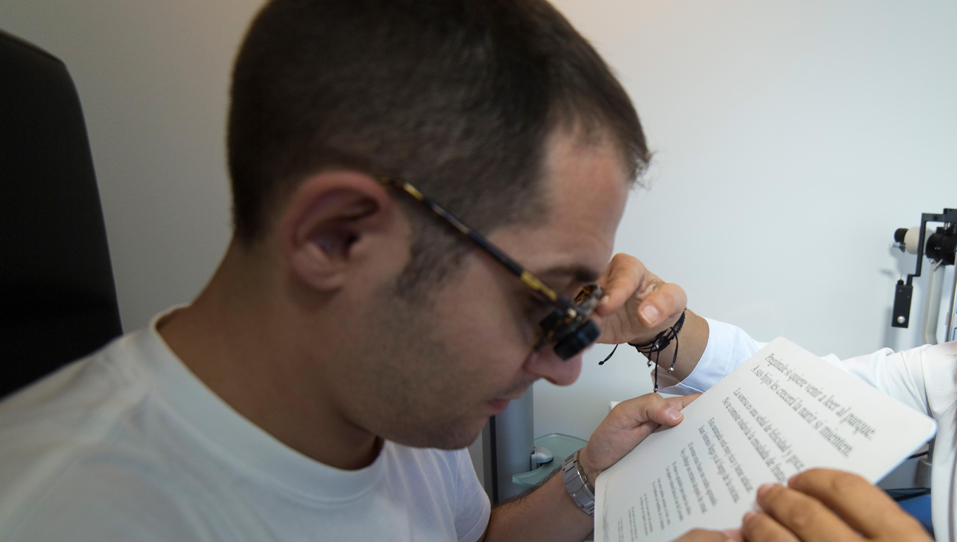 myopia rehabilitáció
