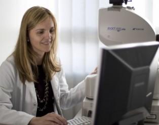 Marta Pazos, a la Revista Española de Glaucoma